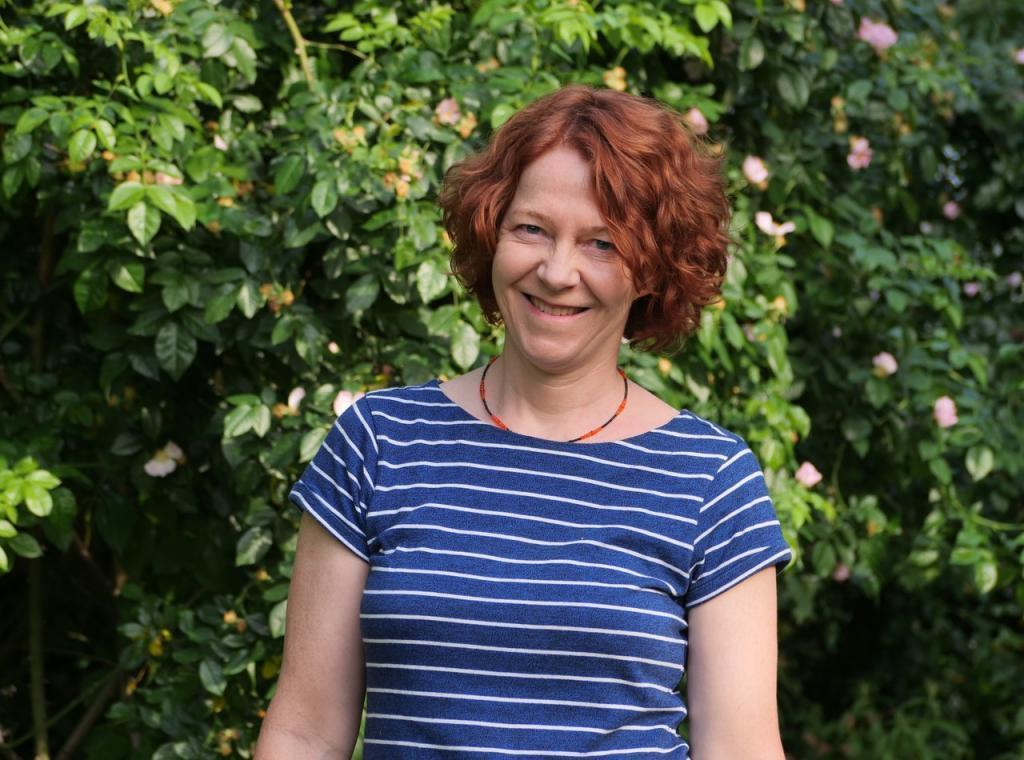 Christiane Habermalz, © Elke Brüser