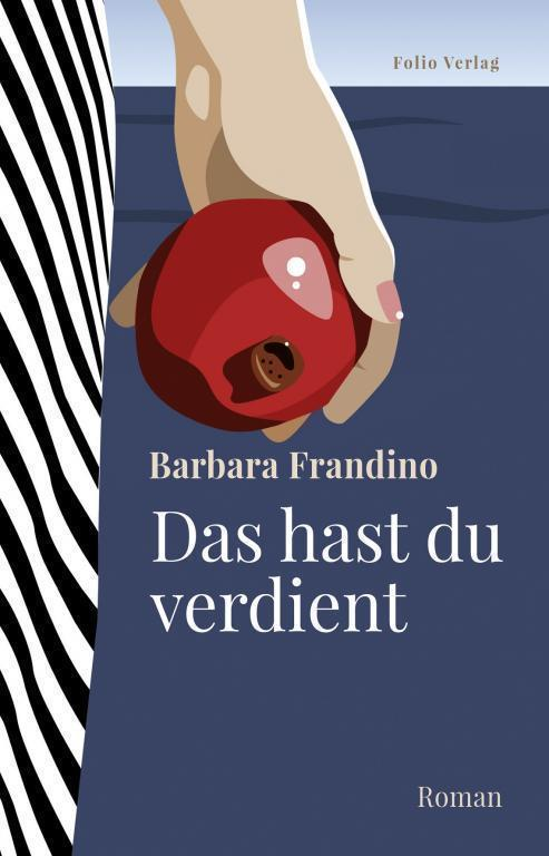 Cover des Buches von Barbara Frandino © Steve Panariti