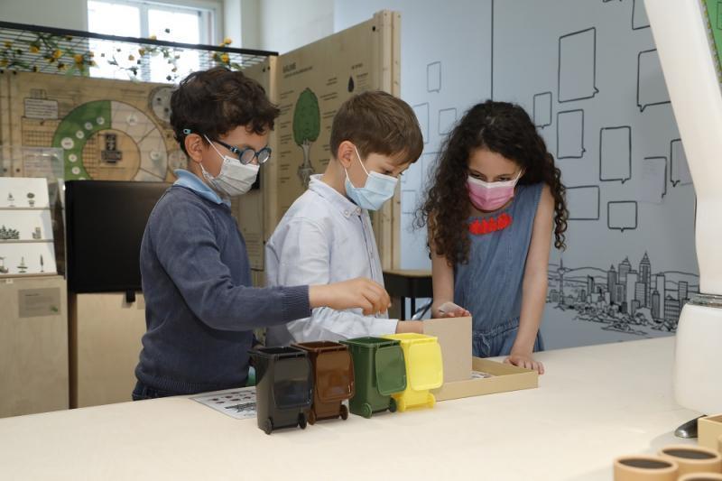 Umwelt, Klima und DU c Junges Museum Frankfurt, Uwe Dettmar