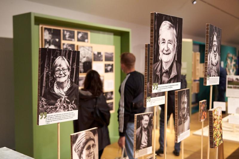 Stadtlabor Ausstellung Gärtnern Jetzt! c HMF, Jens Gerber