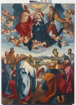 Das Bild zeigt das Gemälde